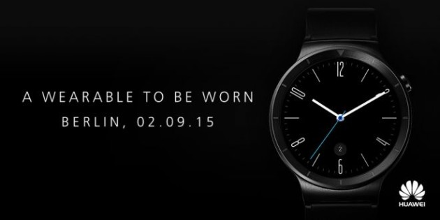 Smartwatch Huawei Whatch