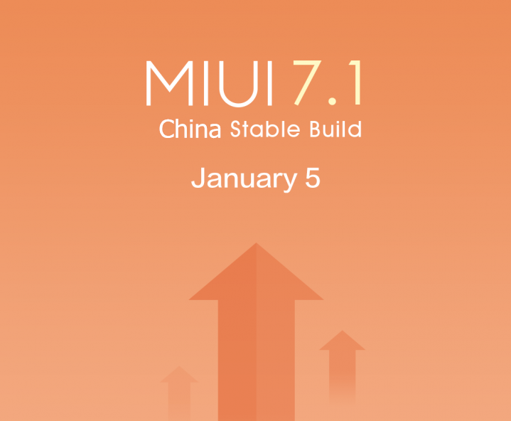 Xiaomi MIUI 7.1 Stable Global China