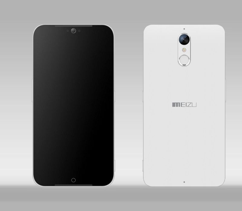 Meizu mx6 display touch force