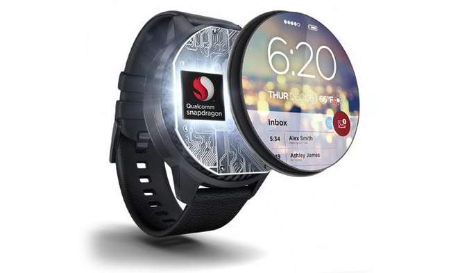 Qualcomm snapdragon 2100 smartwatch
