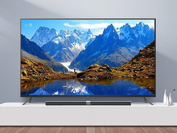 Xiaomi Mi tv display schermo curvo