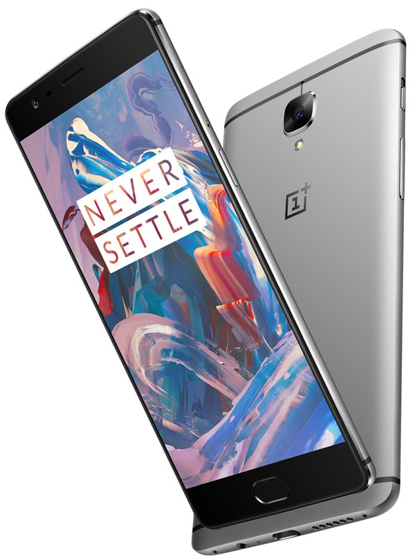 oneplus 3 design render