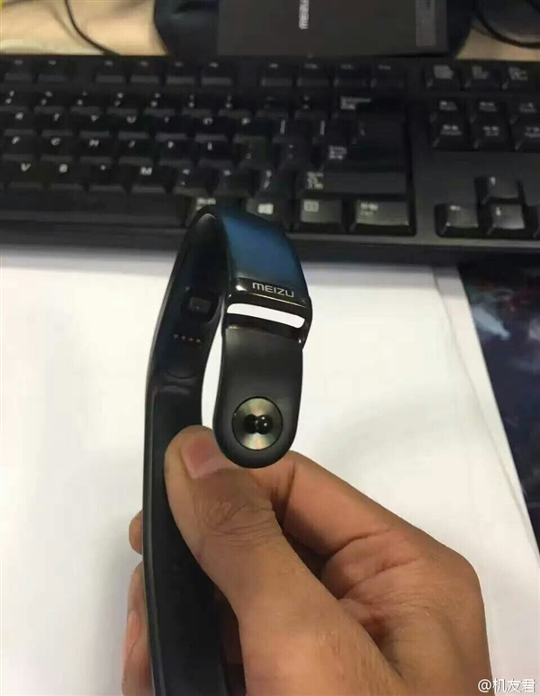 Meizu H1, la smart band di Meizu trapela in foto leaked!