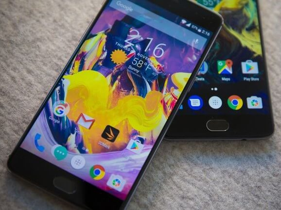 oneplus 3t differenze confronto