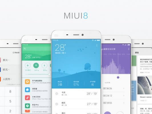 MIUI by xiaomi.eu disponibile per gli Xiaomi Redmi 4, Mi Note 2 e Mi MIX!