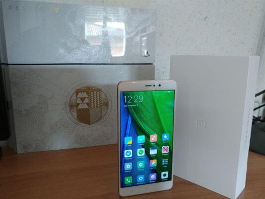 Xiaomi Mi5s Plus - Flash Review by Smartylife