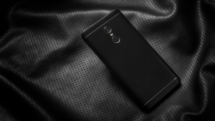 Xiaomi Redmi Note 4X Matte Black disponibile da domani!