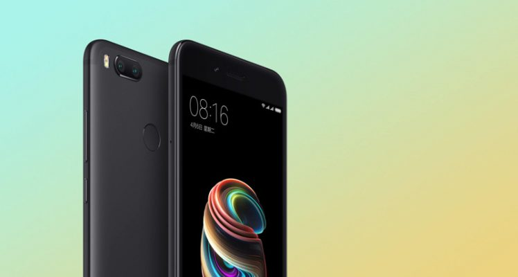 xiaomi mi 5x miui android one stock