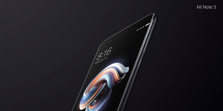 Specifiche da top gamma, design di alto livello e prezzo top: questo è lo Xiaomi Mi Note 3!