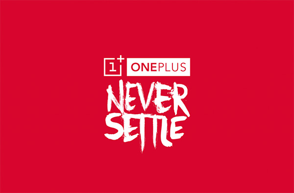OnePlus 6 - Never Settle