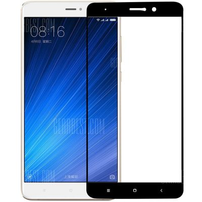 smartylife-2.5D Full Cover Tempered Glass Screen Protector Film for Xiaomi Mi5s Plus