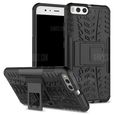 smartylife-3D Relief Back Case for Xiaomi Mi 6