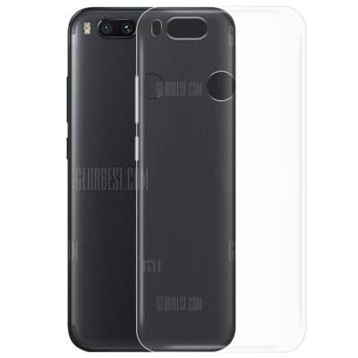 smartylife-ASLING TPU Protective Transparent Case for Xiaomi Mi A1