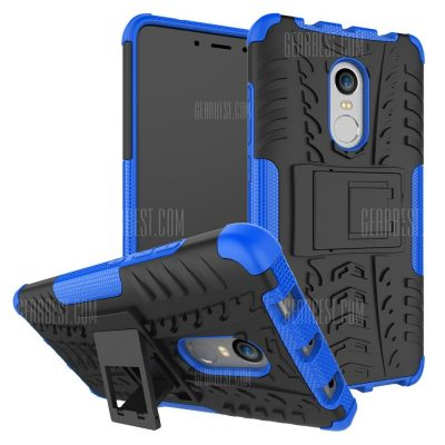 smartylife-Back Cover for Xiaomi Redmi Note 4 / 4X Portable Support Shell