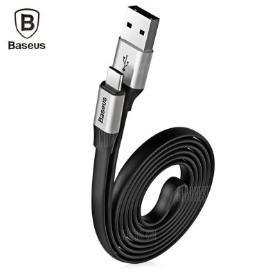 smartylife-Baseus Nimble Type-C Portable Cable 2A Charging Cord 1.2M