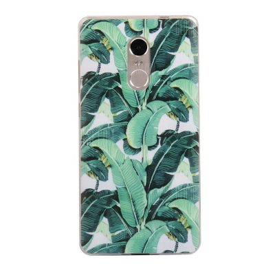 smartylife-Color Pattern Soft TPU Back Phone Case for Xiaomi Redmi Note 4X