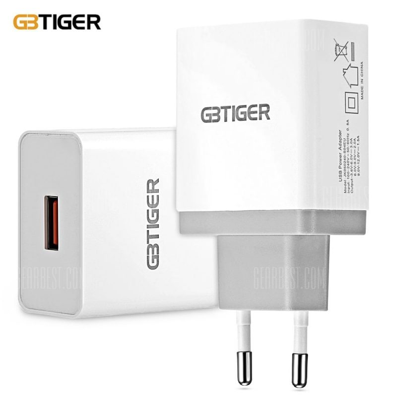 smartylife-GBTIGER QC 3.0 Travel Adapter