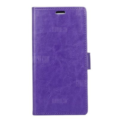 smartylife-KaZiNe Crazy Horse Texture Surface Leather Wallet Case for Redmi NOTE 4