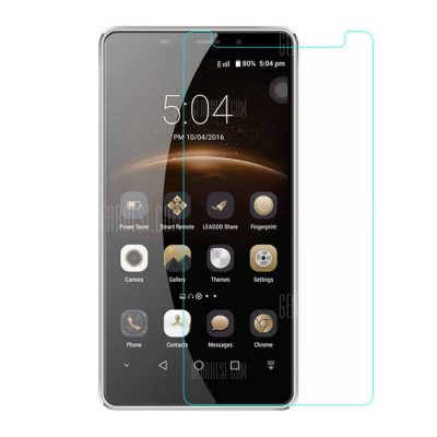 smartylife-Naxtop 2PCS Tempered Glass Screen Film for Leagoo M8 Pro / M8