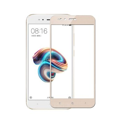 smartylife-Naxtop Full Screen Protector Tempered Glass for Xiaomi Mi A1