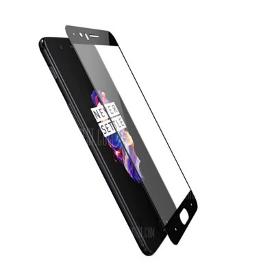 smartylife-Screen Film for OnePlus 5 5D Full Cover Tempered Glass Explosion-proof Protector
