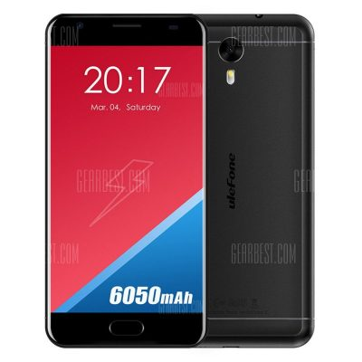 smartylife-Ulefone Power 2 4G Phablet