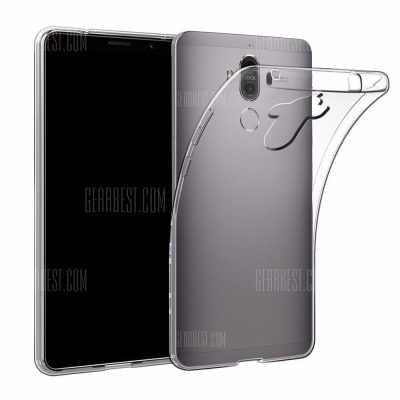 smartylife-Ultrathin Shock-Absorption Bumper Tpu Clear Case for Huawei Mate 9