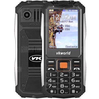 smartylife-Vkworld V3S Quad Band Unlocked Phone