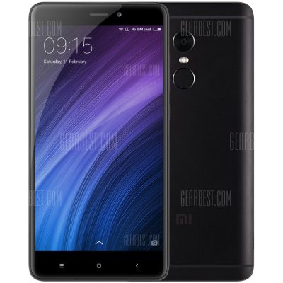 smartylife-Xiaomi Redmi Note 4 5.5 inch 4G Phablet