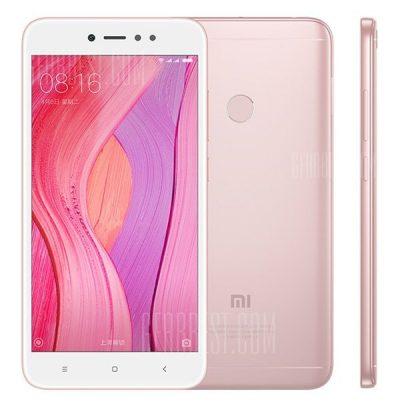 smartylife-Xiaomi Redmi Note 5A 4G Phablet 4GB + 64GB