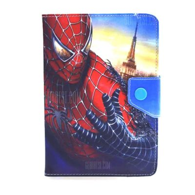 smartylife-7 inch Tablet Protective Case Super Hero for Lenovo
