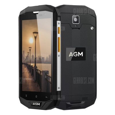 smartylife-AGM A8 4G Smartphone