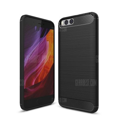 smartylife-ASLING Brushed Finish Phone Case Protector for Xiaomi Mi 6