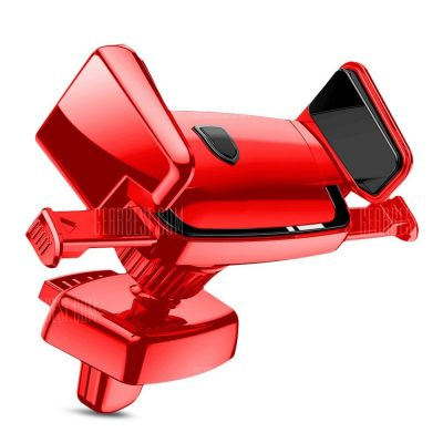 smartylife-Baseus Robot Air Vent Car Mount Phone Holder Auto Clip Stand