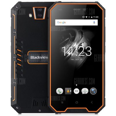 smartylife-Blackview BV4000 3G Smartphone