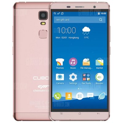 smartylife-CUBOT Cheetahphone 4G Phablet