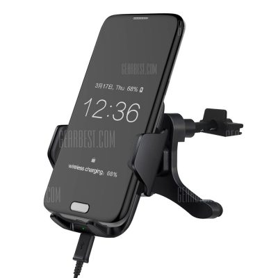 smartylife-Car Phone Stand Wireless Charger