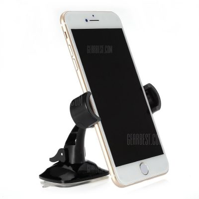 smartylife-Car Sucker Phone Holder 360 Degree Rotatable Stand