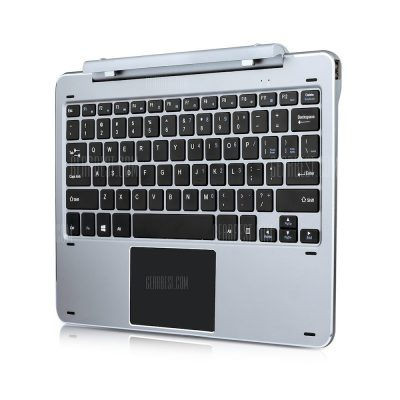 smartylife-Original Chuwi Hi12 Magnetic Docking Multimodal Rotary Shaft Separable Design Keyboard Gray