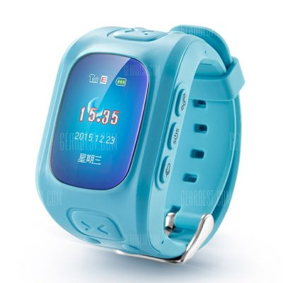 smartylife-Deest D5 Kid Smartwatch Phone
