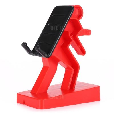 smartylife-Desktop Phone Stand Walker Design Bracket Holder