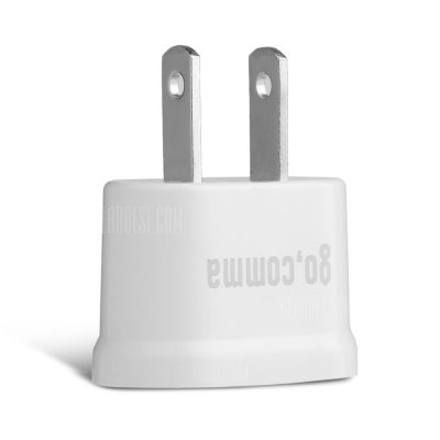 smartylife-Gocomma  WN - 20 Two-feeted Power Adapter