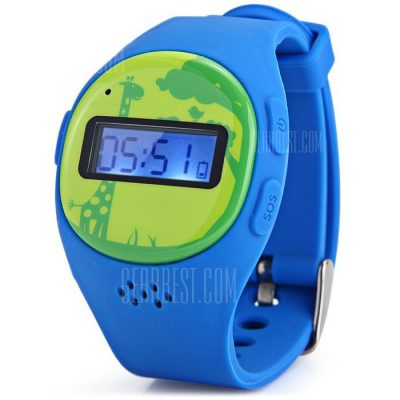 smartylife-HEDY W06 Kid Tracker Smartwatch