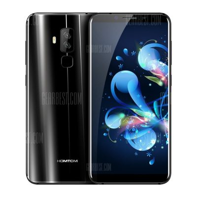 smartylife-HOMTOM S8 Black UK