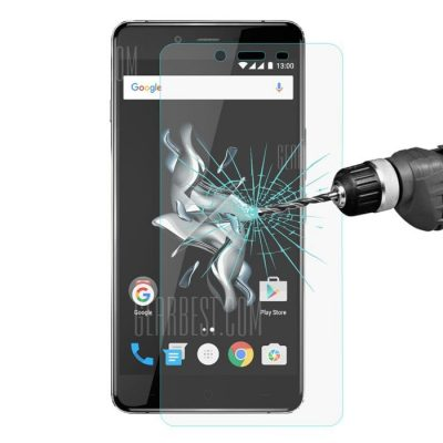 smartylife-Hat-Prince Tempered Glass Screen Protector for OnePlus X