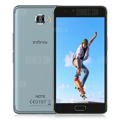 smartylife-Infinix Note 4 Pro ( X571 ) 4G Phablet