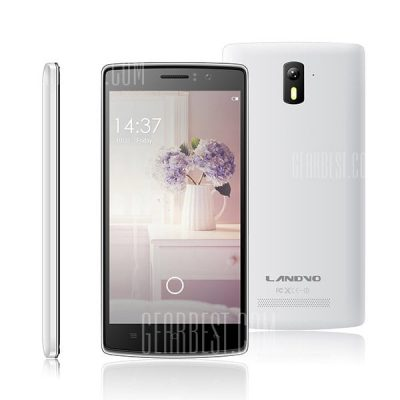 smartylife-LANDVO L200S MTK6582 + MT6290 Android 4.4 4G LTE Smartphone