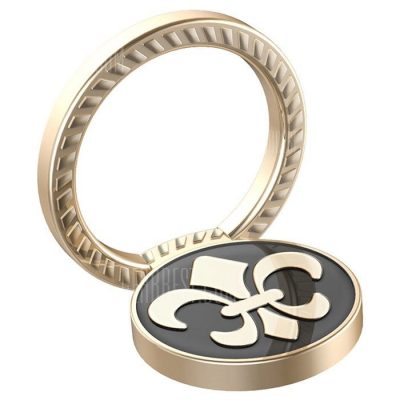 smartylife-Round Shape Unique Iris Pattern Cell Phone Ring Holder