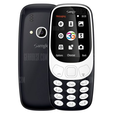 smartylife-Samgle 3G 3310 Unlocked Phone