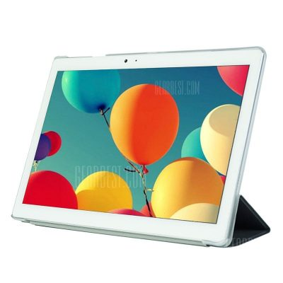 smartylife-Slim-Fit Folio Case Cover with Back Case for Teclast T10